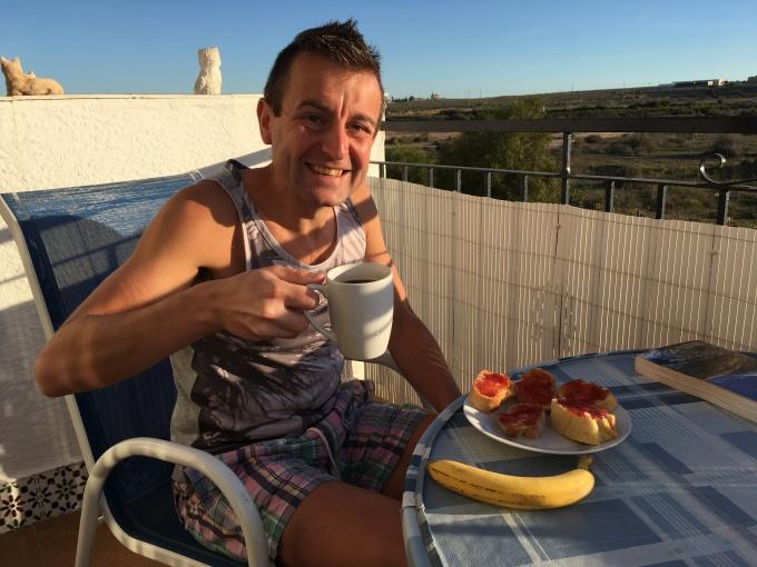 2017.03.09 Long run breakfast