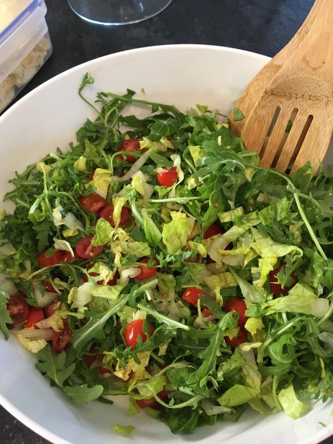 2017.06.11 Salad